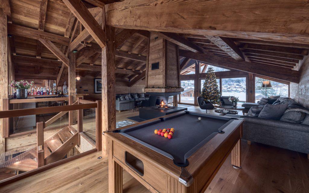Lodge Des Nants catered chalets in Morzine