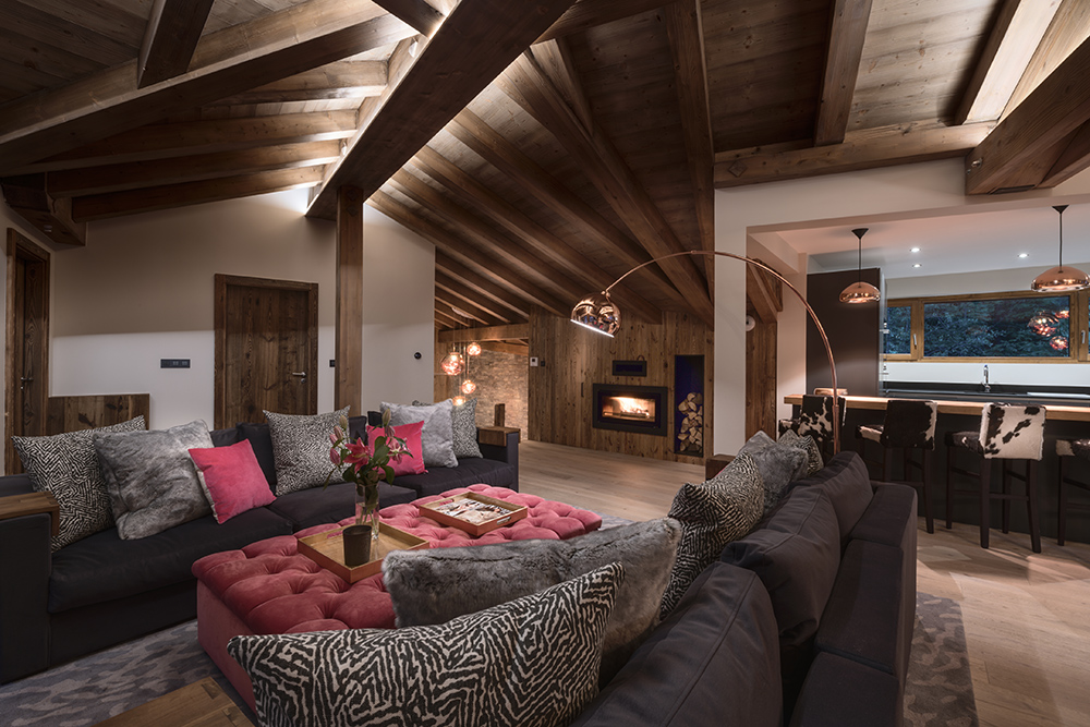 Self-catered chalets in Morzine