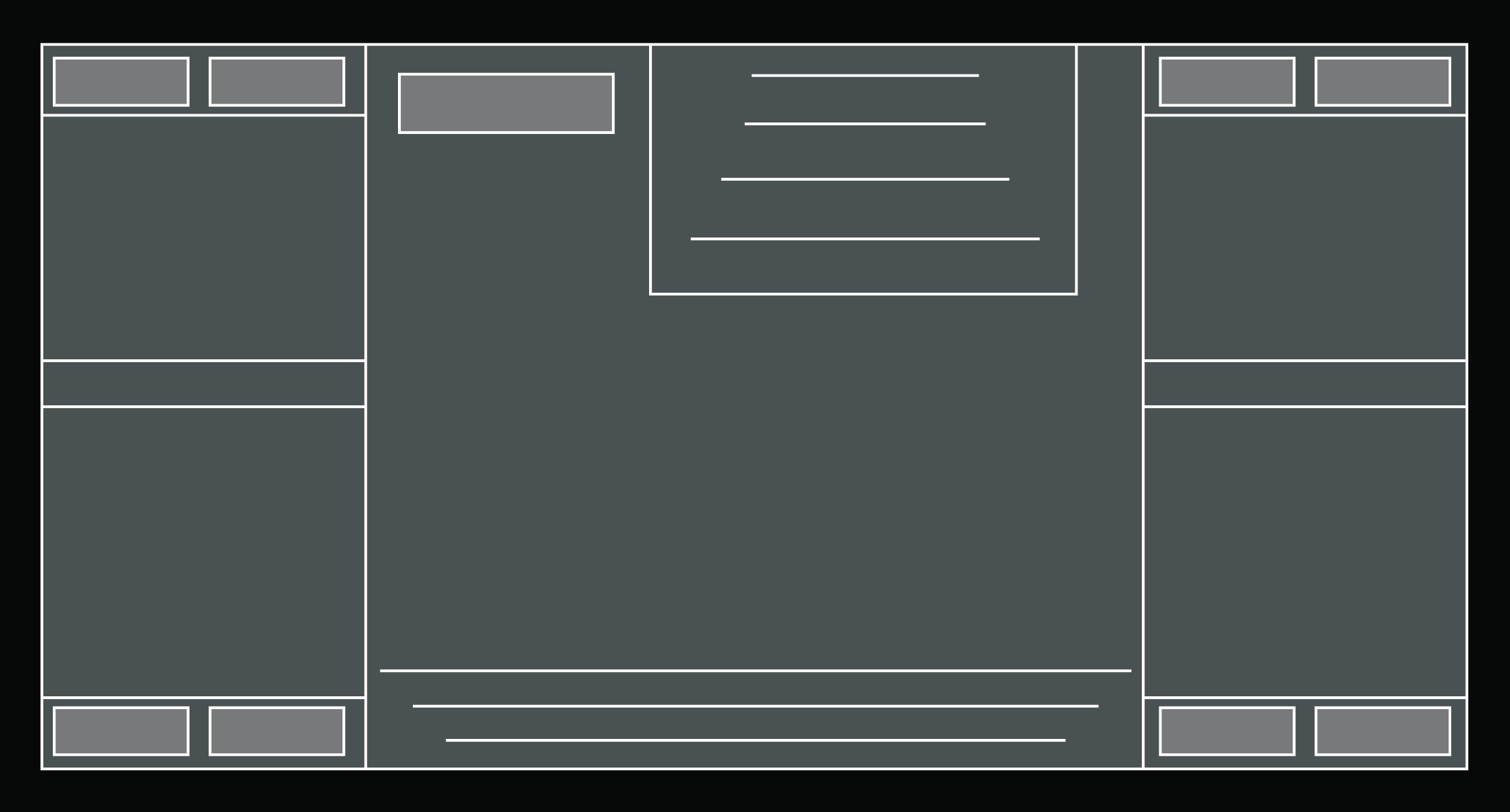The Old Macaroni Floor Plan