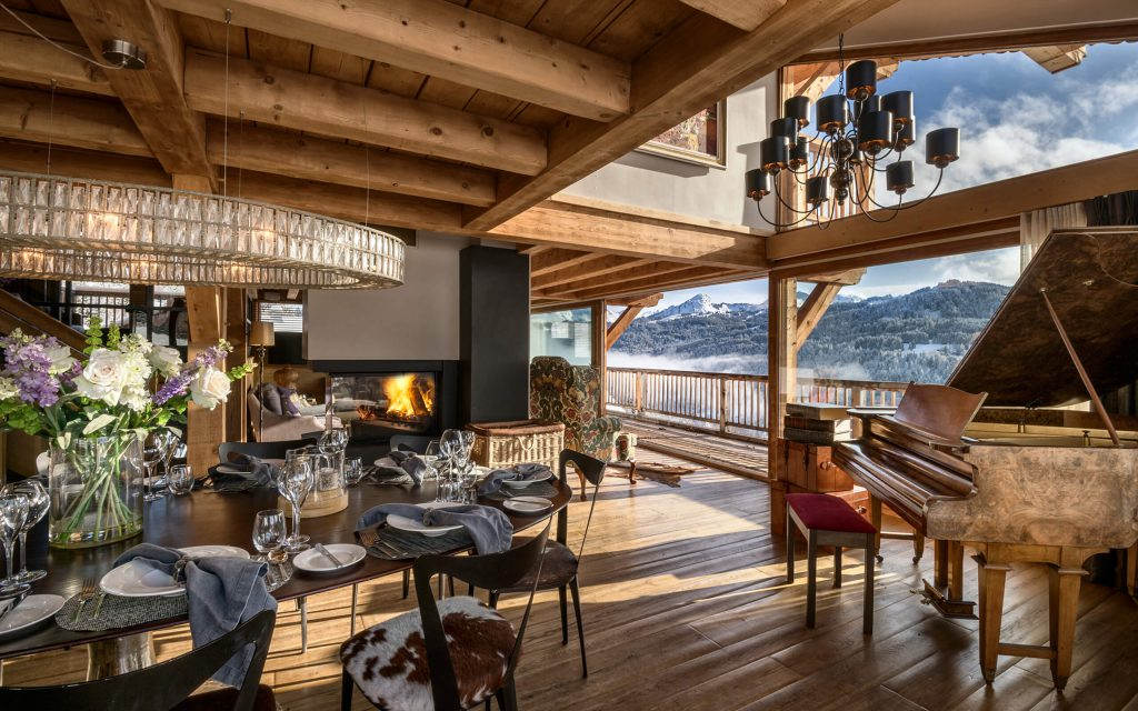 Grande Corniche - catered chalets in Les Gets - Flexible summer holidays 2020