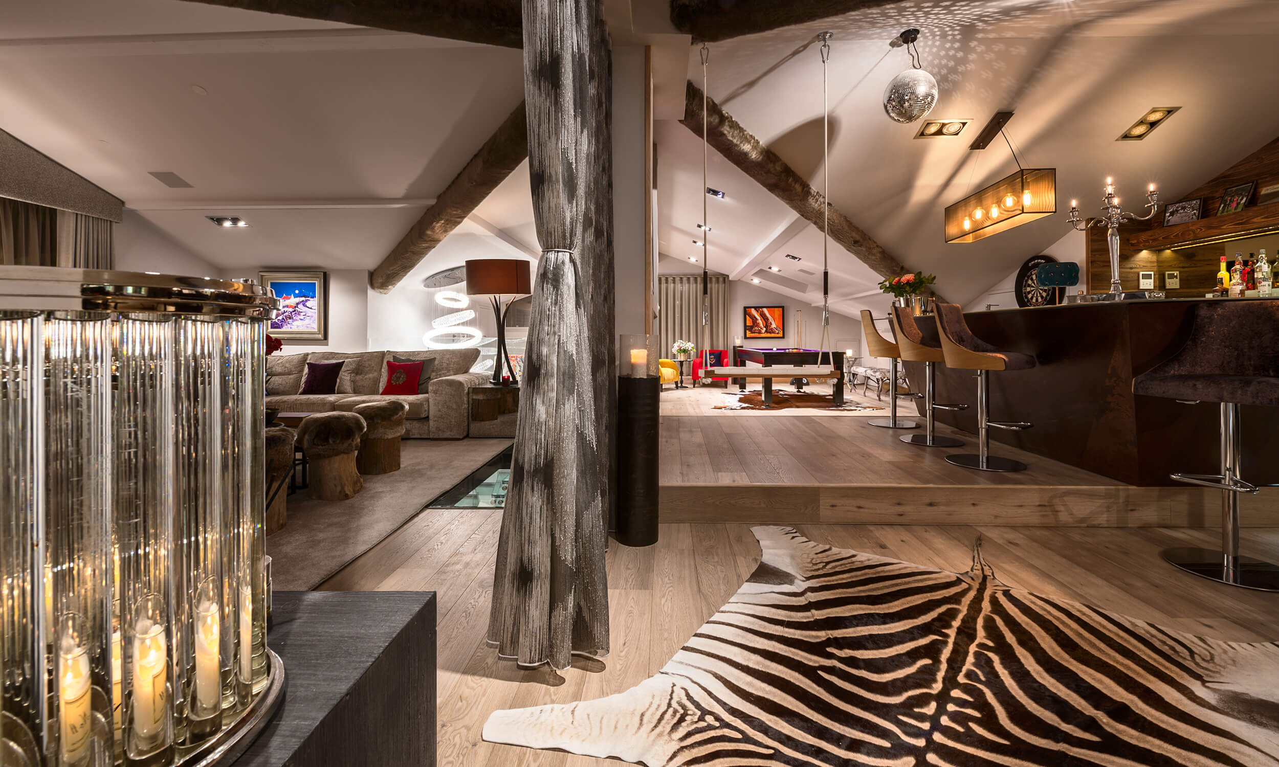 Catered summer chalet in Les Gets