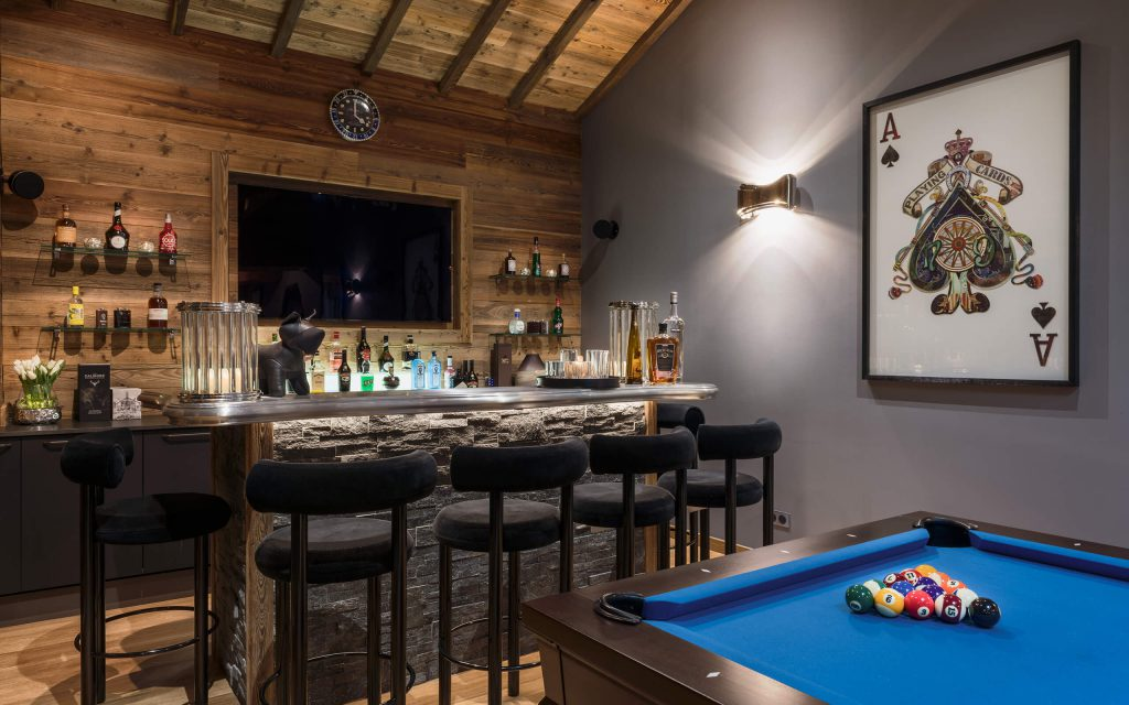 Le Coin Perdu Self-catered chalet Les Gets