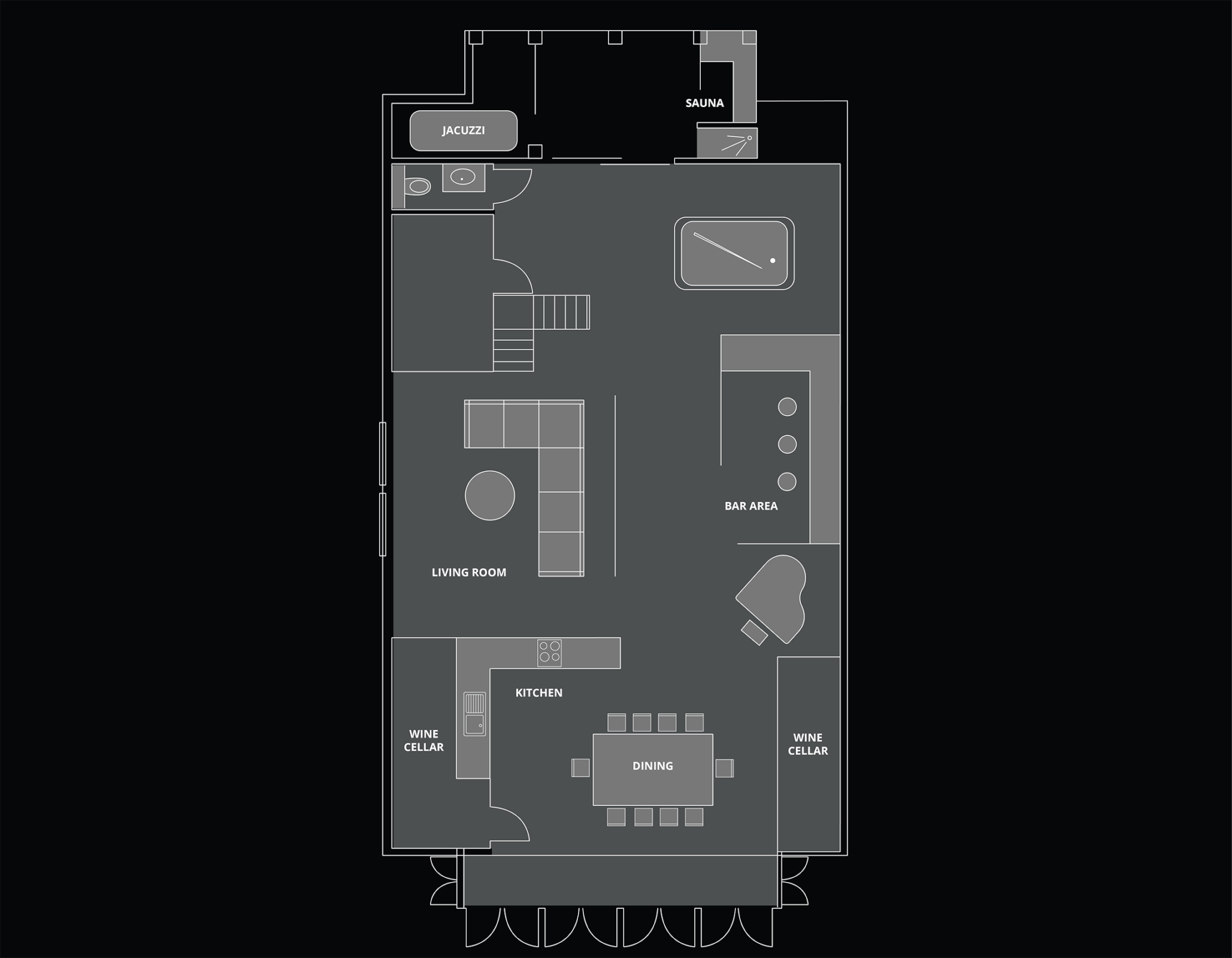 Urban Corniche Floor Plan
