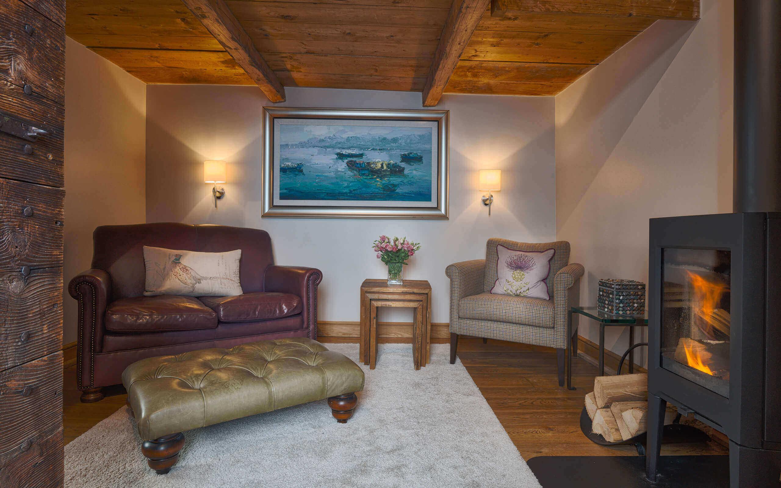 Petite Corniche Les Gets Lounge