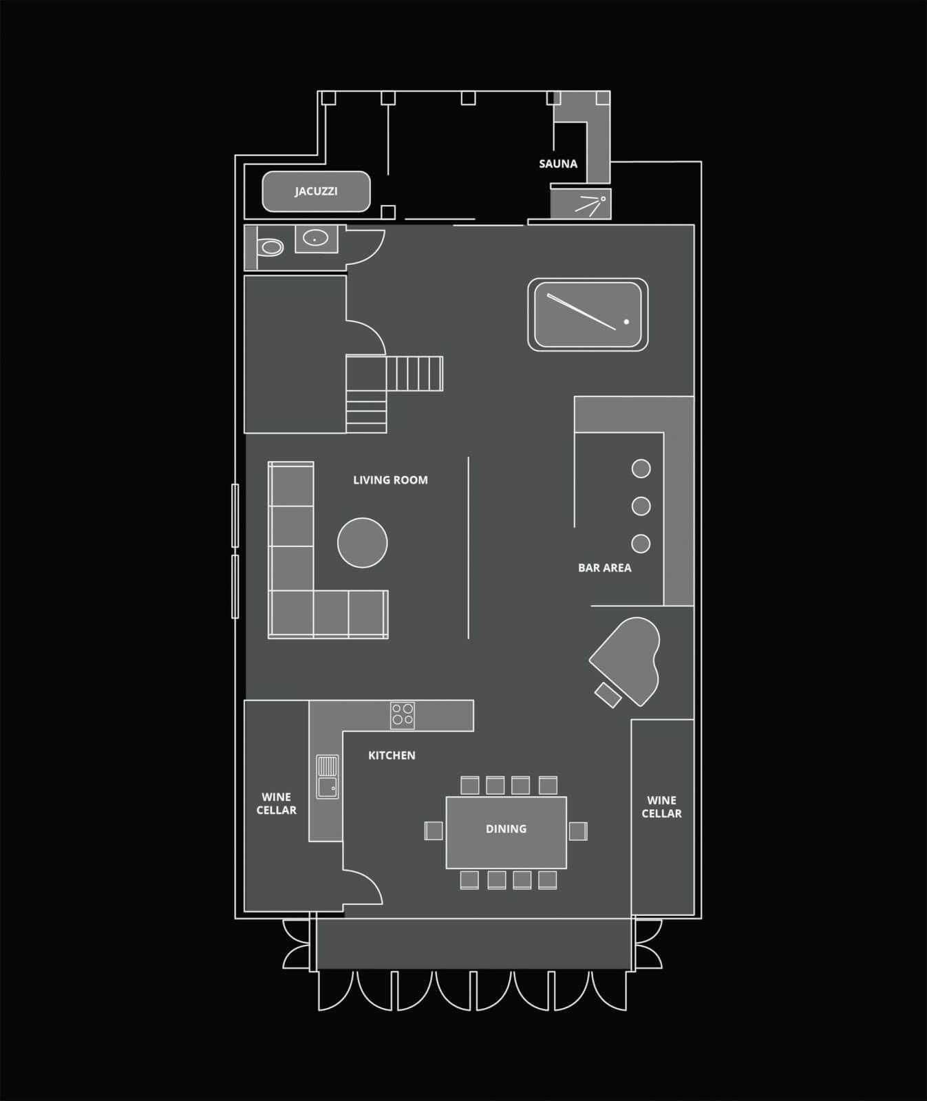 Urban Corniche Floor Plan
