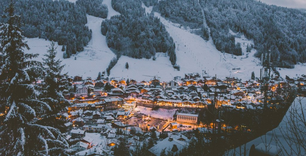 Where to travel in winter 2020 due to Covid - Morzine