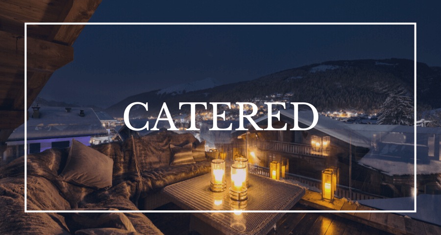 Luxury chalets in Morzine - catered