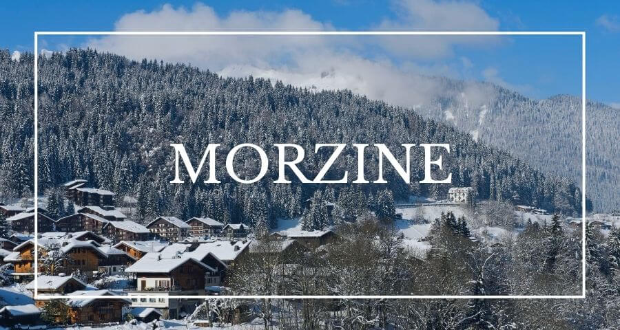 Luxury ski holiday Morzine