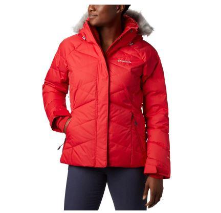 Best ski jackets for women - Columbia jacket