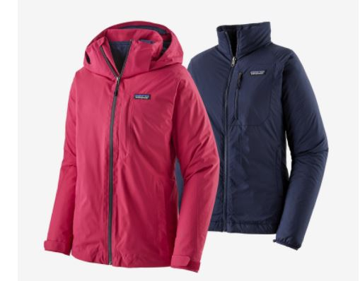 Best ski jackets for women - Patagonia jacket