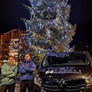 Ski season jobs - drivers