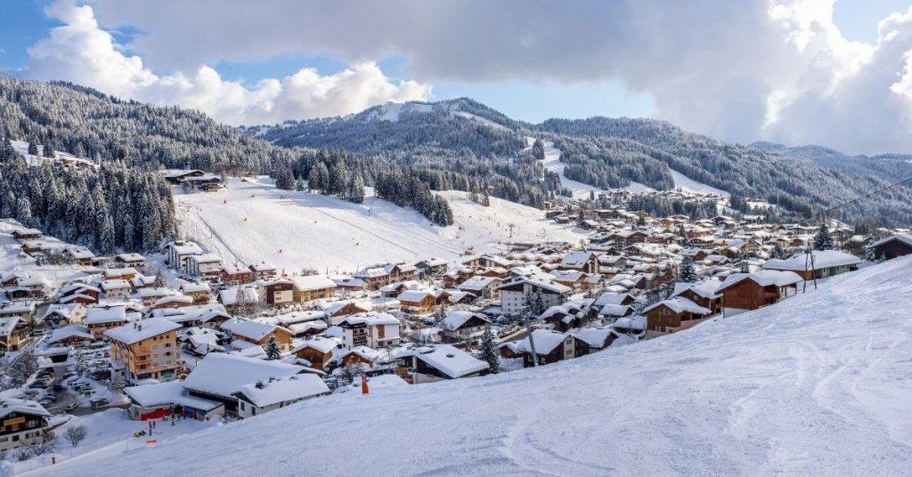 Ski in France Les Gets