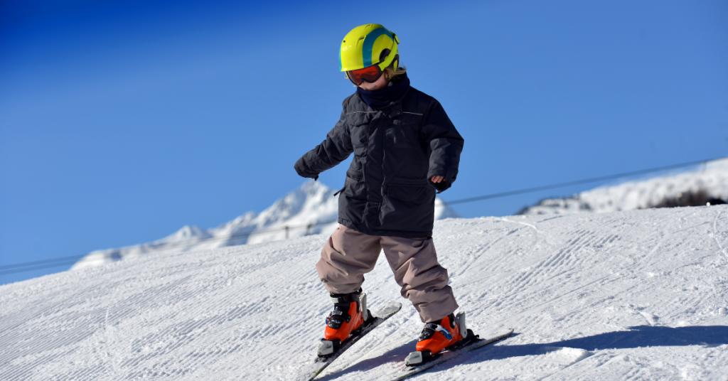 Children's ski lessons in Morzine