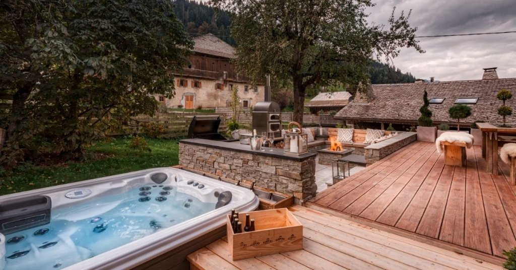 Chalet holidays in Morzine