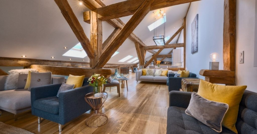 Catered chalet in Morzine - Chalet 46