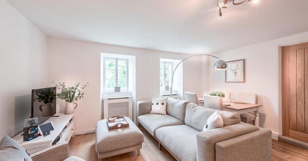 Family apartment in Morzine
