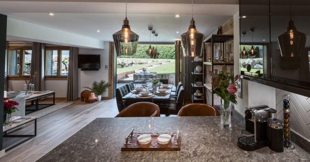 Two bedroom apartment in Morzine
