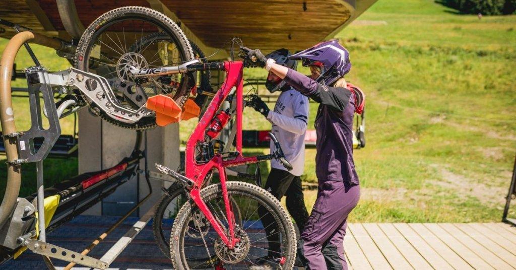 Summer lift passes at Les Gets Bike Park