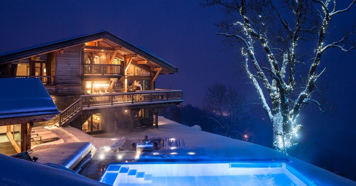 Holidays with hot tubs at Grande Corniche, Les Gets