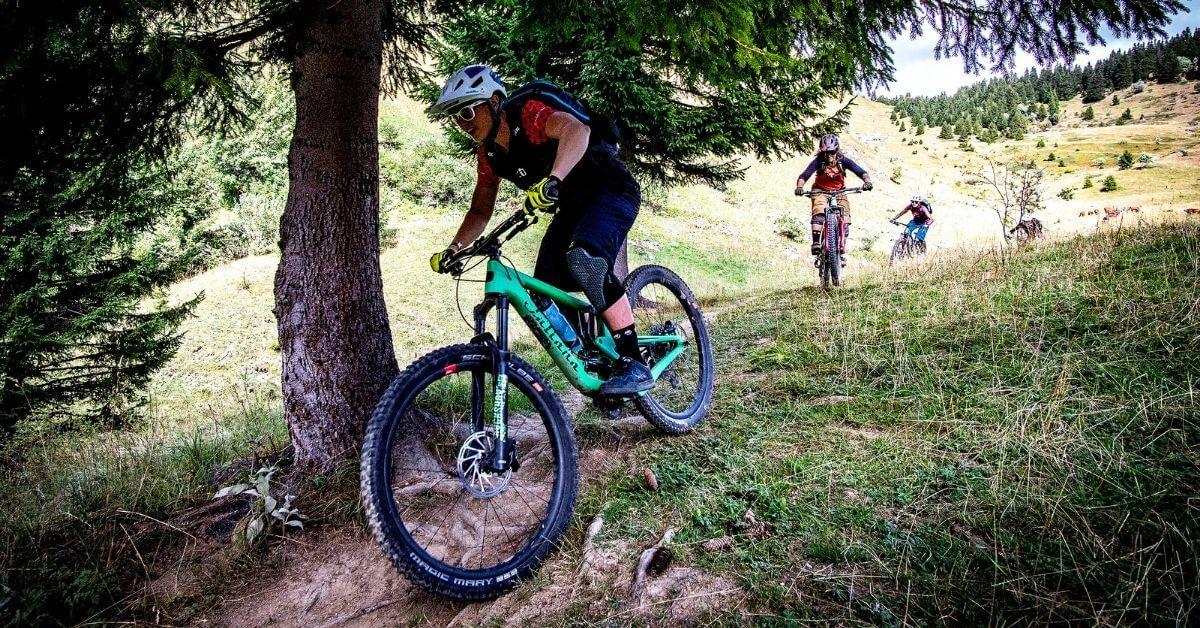 Mountain biking - Les Gets in Summer