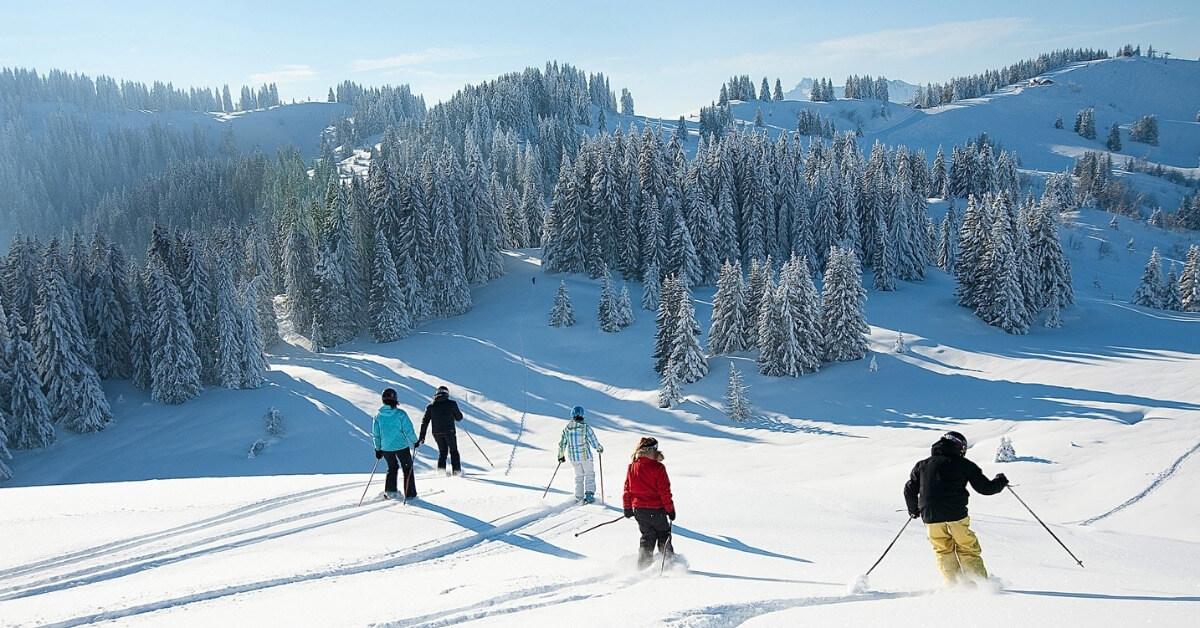 Ski holidays 2022 in France