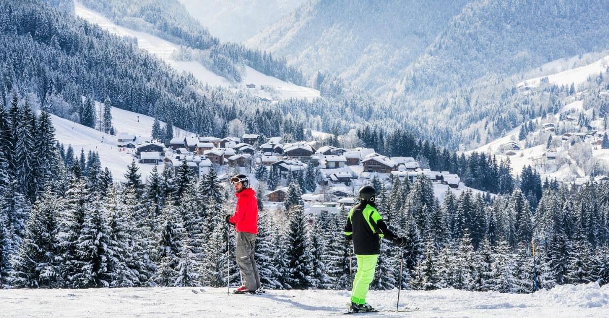 Skiing holidays 2022 - Les Gets, France